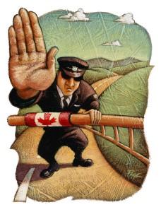 Gouvernement fédéral - Immigration : le nombre de renvois en hausse au Canada