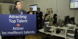 Nouveau programme d'immigration historique pour attirer les créateurs d'emplois au Canada