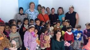 Un voyage au Maroc qui change des vies