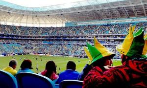 Coupe du Monde 2014. À un an du Mondial, le Brésil est loin d'être prêt