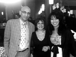 Kalid Talbi, Asmae Boutaleb et Meriem Glia