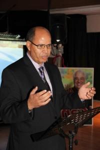 Barek Kaddouri, Candidat dans le district Renaud (Laval)