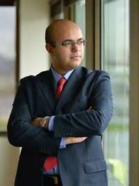 Yassir Madih, Candidat Conseiller d'arrondissement - District électoral de Saint-Léonard-Est Indépendant,