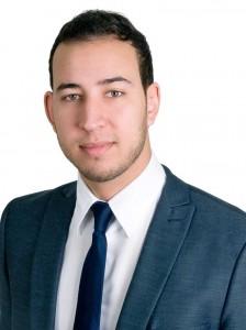 Yosef Azzouni,  Candidat, Conseiller de ville, district Cecil-P.Newman, Arrondissement Lasalle