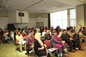 Conférence débat organisée par l association badr à la