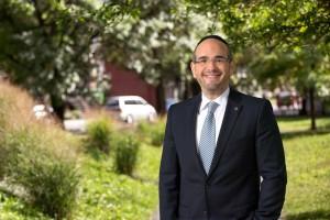 Lionel Perez,  Candidat Conseiller de ville, district Darlington, CDN-NDG
