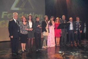 14ème Gala d'excellence de la Fondation Club Avenir L'excellence des Algériens récompensée
