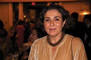 Wassane Zailachi, Consule Générale du Royaume du Maroc, Directrice Dar Al Maghrib Montréal (Phoro: Atlas Media)
