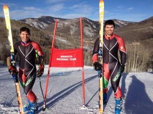 Adam (à gauche) et Sami Lamhamedi