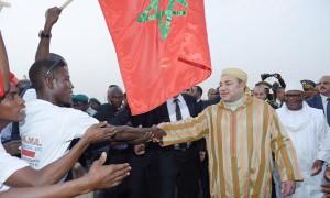 Tournée africaine du Roi Mohammed VI.