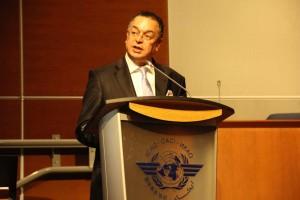 Le ministre du Tourisme, du Maroc, Mr Lahcen Haddad