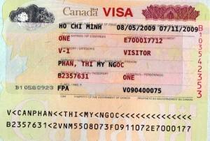 Les voyageurs tireront profit de l'adoption par le Canada du visa pour entrées multiples