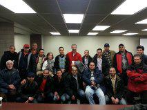 Nouvelle équipe de l'Association marocaine de Toronto pour 2014-2016