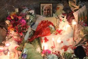 Naima Rharouity aurait reçu des menaces de mort selon son mari