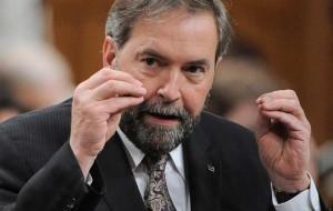 Entrtien: Thomas Mulcair. chef de l'Opposition officielle: «La Loi sur la citoyenneté nécessite des réformes ce qui est proposé change complètement les règles du jeu»