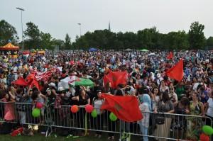"""""""Fête du trône et Aid El Fitr"""" au Canada: les organisateurs parlent de 15 000 personnes"""