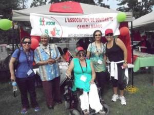 Association Solidarité Canada Maroc «Un travail exceptionnel»