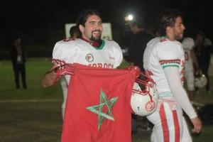 Football Américain. Le Maroc en Coupe du monde!