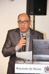 Abdelaadim EL HANCHI ,Vice-président du FCMRC