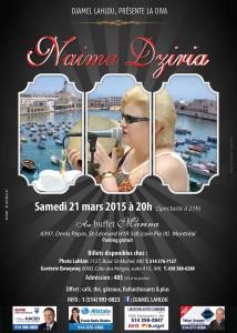 Naima Dziria la «The Voice» du chaabi algérien