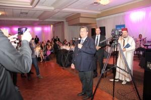 11ème Iftar du Dialogue. L'hymne au Vivre Ensemble de M. Denis Coderre, maire de Montréal