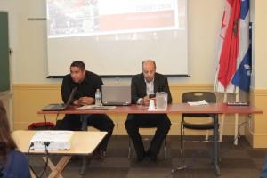 Point de presse sur la célébration de la fête du Trône à Montréal