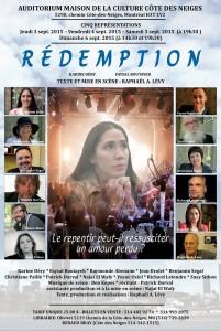 Une pièce de théâtre et une troupe multiculturelle