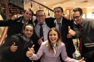 L'équipe de Dyar Al Mansour