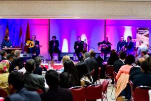 Récital de l'orchestre Chekara Andalusi à Montréal: Moments de grâce  au théâtre Maisonneuve