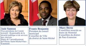 14ème anniversaire Atlas Media. Message de Mme Anis Samson, M. Frantz Benjamin et Mme Mary Deros