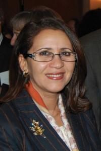 Nouzha Chekrouni Ambassadeur de Sa Majesté le Roi du Maroc au Canada