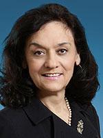 Rita Lc de Santis  Ministre responsable de l'Accès à l'information et de la Réforme des institutions démocratiques.  Députée de Bourassa-Sauvé