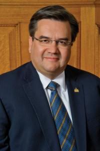 Denis Coderre. Maire de Montréal