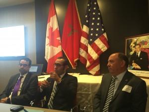 """Forum des compétences marocaines en Amérique du Nord. """"We can never build alone»"""