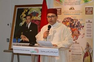 M. Jaafar Debagh, directeur de centre culturel marocain à Montréal