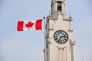 Montréal. On va changer l'heure dans la nuit du 5 au 6 novembre…