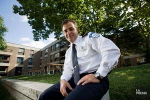 Un haut gradé du SPVM nommé directeur de la police de Longueuil