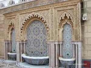 Il n'y aura pas de fontaine marocaine à Montréal!